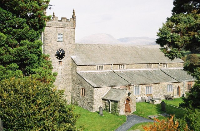 Hawkshead Parish Church